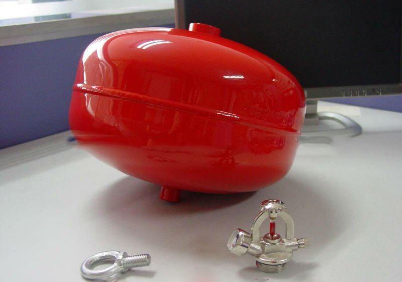 Quả cầu chữa cháy tự động 6 kg